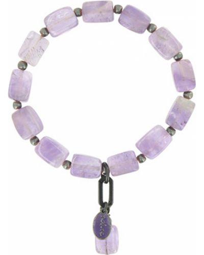 Фиолетовый браслет Nature Bijoux