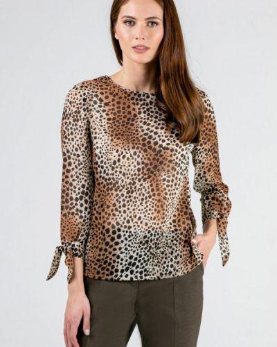 Блузка - коричневая Key