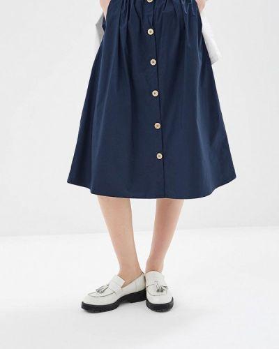 Синяя юбка Zarina