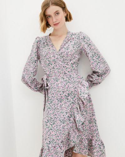 Платье с запахом Sela