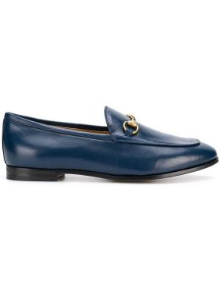 Лоферы на каблуке Gucci