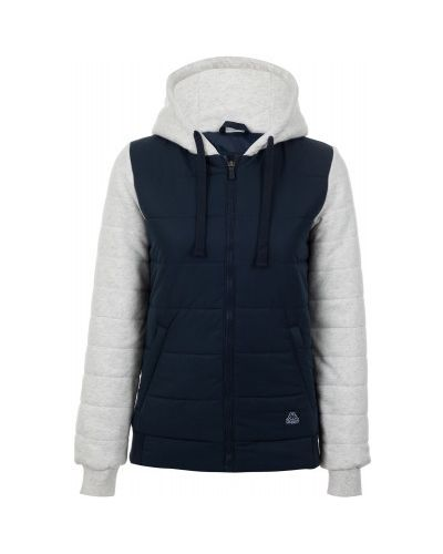 Утепленная куртка спортивная весенняя Kappa