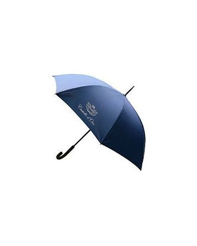 Зонт синий Castello D'oro