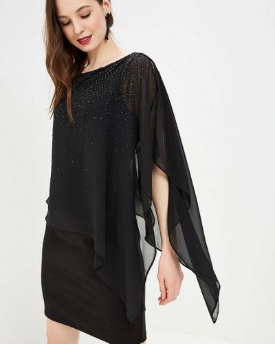 Вечернее платье черное Wallis