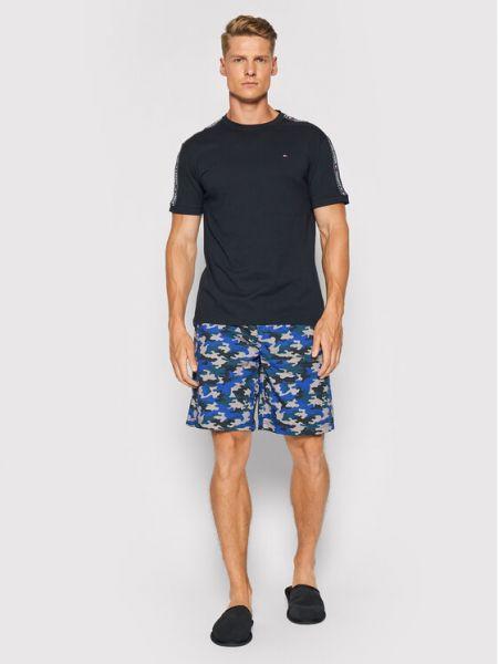 Piżama - granatowa Tommy Hilfiger