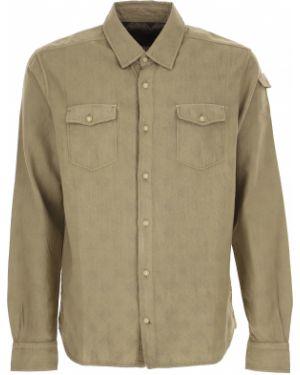Koszula z długim rękawem lato długa Hand Picked