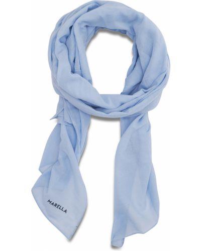 Szal - niebieska Marella