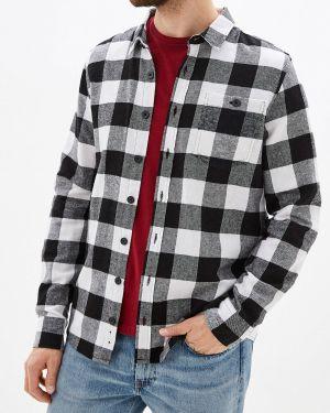 Рубашка с длинным рукавом серая Stitch & Soul