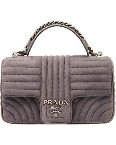 44016a10bb71 Женские сумки на цепочке Prada (Прада) - купить в интернет-магазине ...