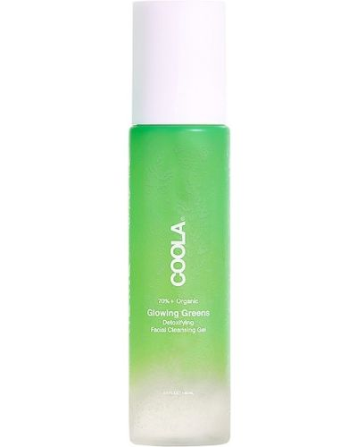 Bezpłatne cięcie żel do mycia twarzy czyszczenie bezpłatne cięcie Coola