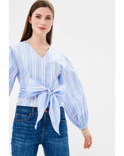 Голубая блузка Befree