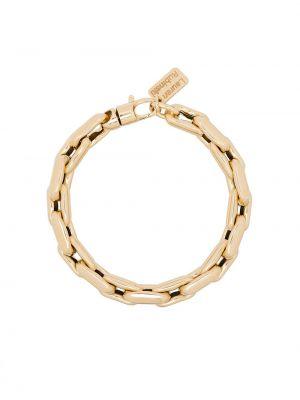 Желтый золотой браслет Lauren Rubinski