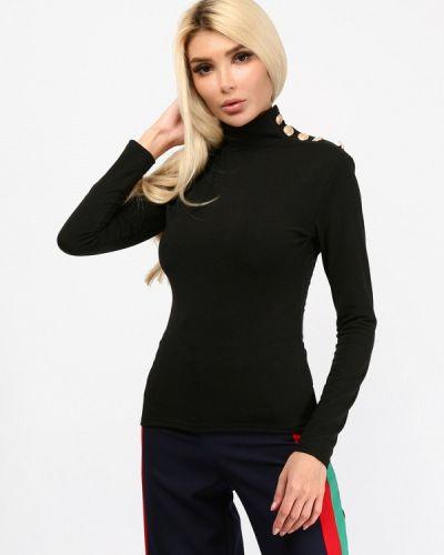 Водолазка черная Lipinskaya Brand