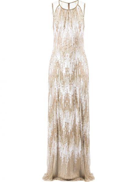 Sukienka bez rękawów Jenny Packham