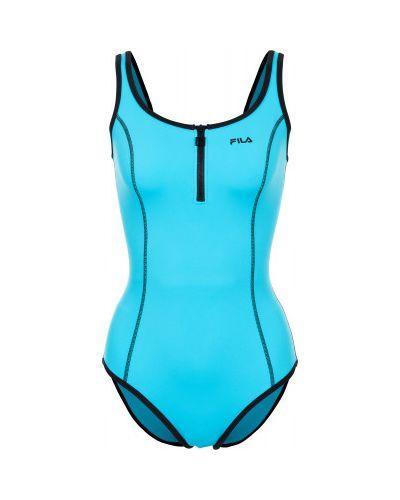 Спортивный купальник для бассейна гипоаллергенный Fila