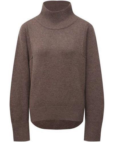 Кашемировый свитер - бежевый Not Shy