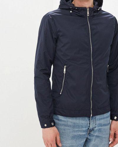 Куртка легкая синяя Jackets Industry