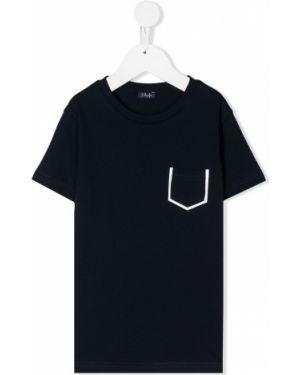 Рубашка с заплатками на шею Il Gufo