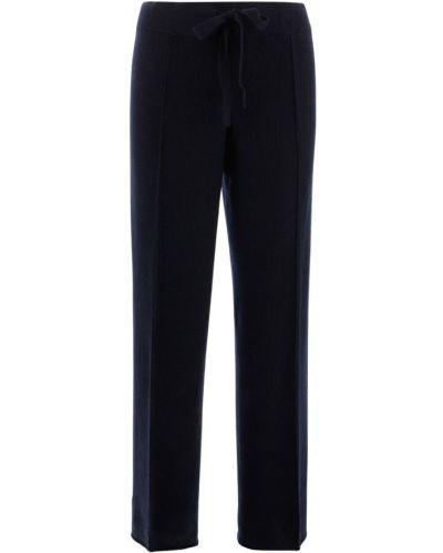Niebieskie spodnie Allude