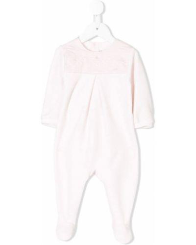 Пижама розовый с вышивкой Baby Dior