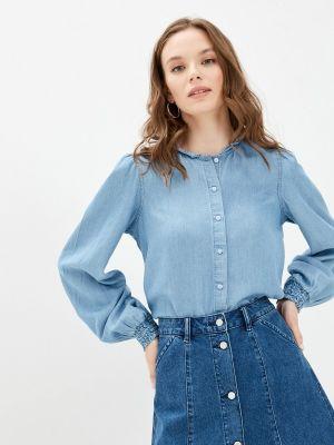 Джинсовая рубашка - голубая Ovs