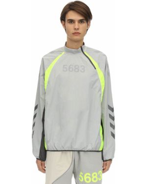 Спортивная куртка на молнии с логотипом Hummel