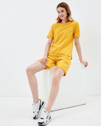 Спортивный костюм - желтый Xarizmas