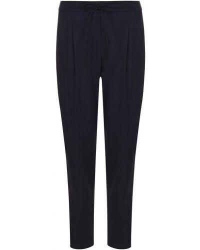 Укороченные брюки со стрелками Windsor