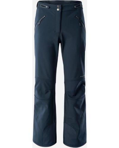 Синие спортивные брюки Iguana