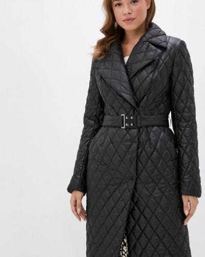 Черная теплая куртка Avalon