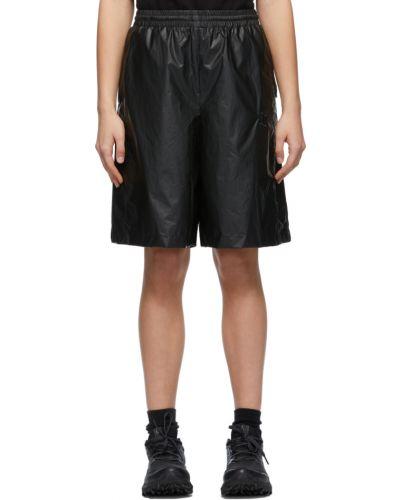 Черные шорты с карманами Juun.j