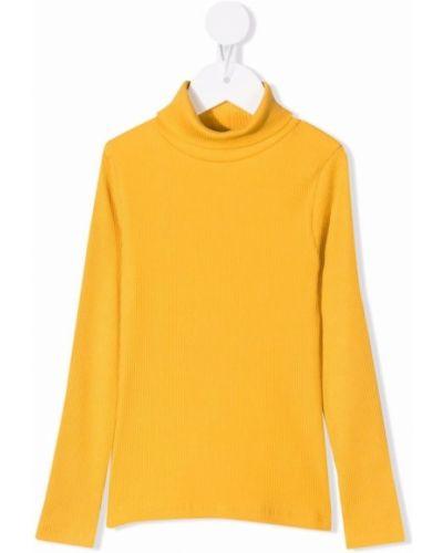 Żółta t-shirt Bonpoint