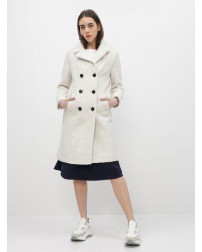 Płaszcz ocieplany - biały Dorothy Perkins