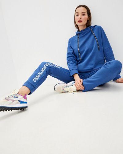 Костюмный синий спортивный костюм Winzor