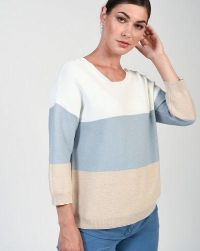 Хлопковый пуловер Betty And Co