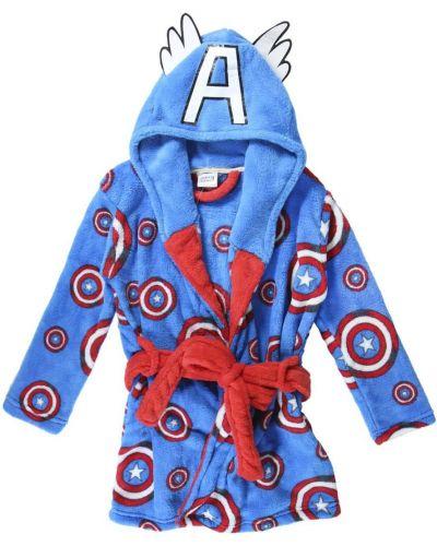 Niebieski szlafrok Marvel