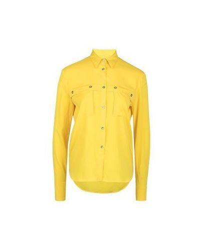 Рубашка желтый Iceberg