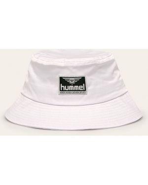 Biały czapka beanie Hummel