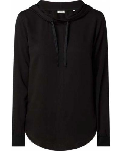 Bluza z kapturem - czarna Marc O'polo Denim