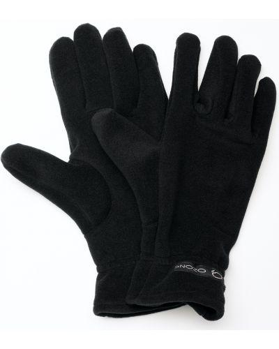 Черные перчатки Ozone