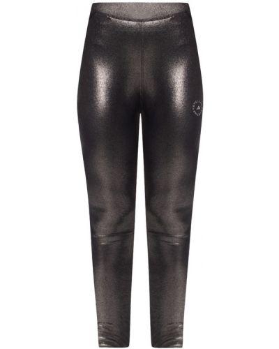 Szare legginsy Adidas By Stella Mccartney