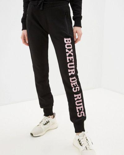 Черные спортивные брюки Boxeur Des Rues