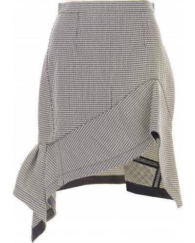 Bawełna bawełna czarny spódnica Alexander Wang