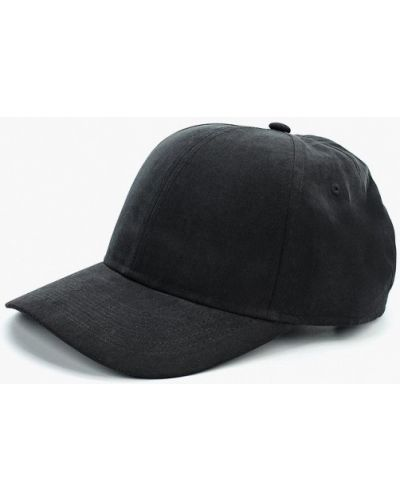 Черная бейсболка Maxval