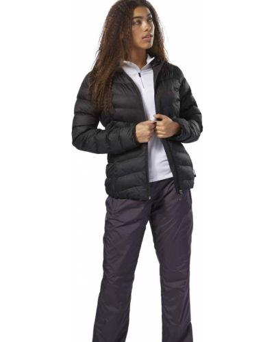 Утепленная куртка - черная Reebok