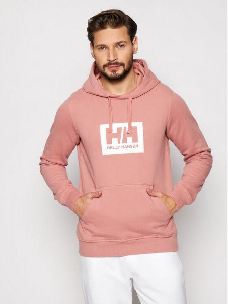 Bluza - różowa Helly Hansen