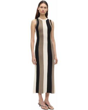 Вязаное платье макси Ami Alexandre Mattiussi