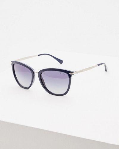 Солнцезащитные очки 2019 прямоугольные Ralph Ralph Lauren