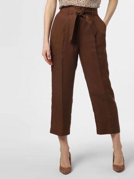 Brązowe spodnie na co dzień Ipuri
