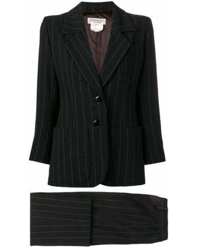 Деловой костюм - черный Yves Saint Laurent Vintage